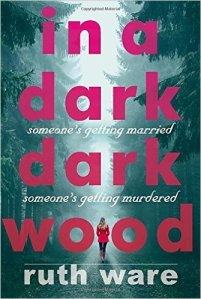 In a dark dark wood cover