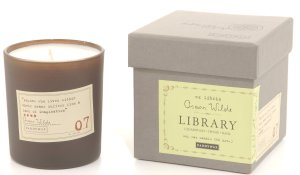 Paddywax Library Collection Candle