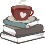Caffeinated Book Reviewer logo