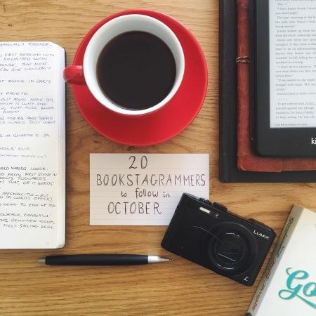 20 October Bookstagrammers