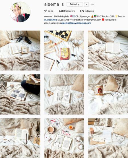 @aleema_s Instagram preview
