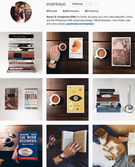 @esarkaye Instagram preview
