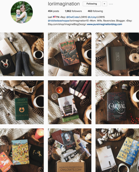 @loriimagination Instagram preview