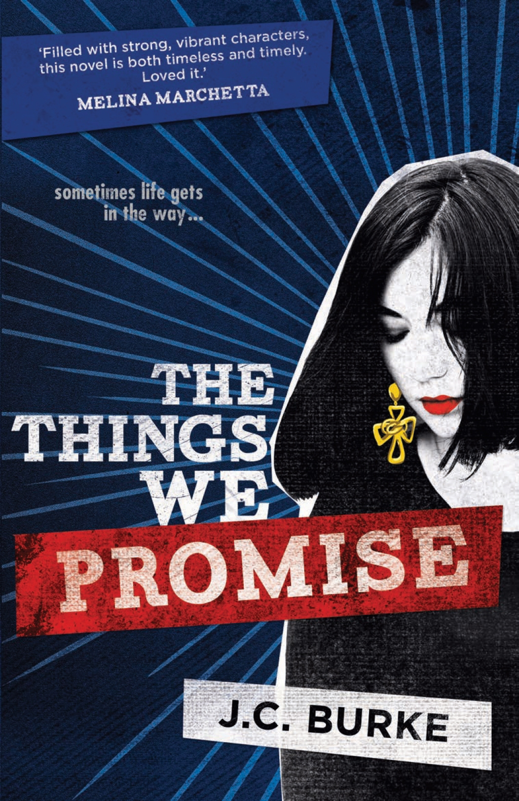 The Things We Promise book cover