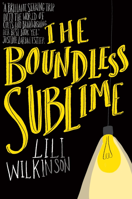 The Boundless Sublime book cover