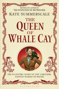 The Queen of Whale Cay book cover