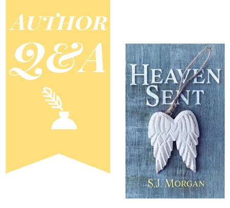 #LoveOzYA Q&A S J Morgan , author of Heaven Sent